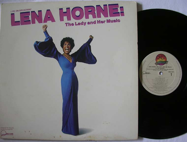 Lena Horne - The Lady And Her Music