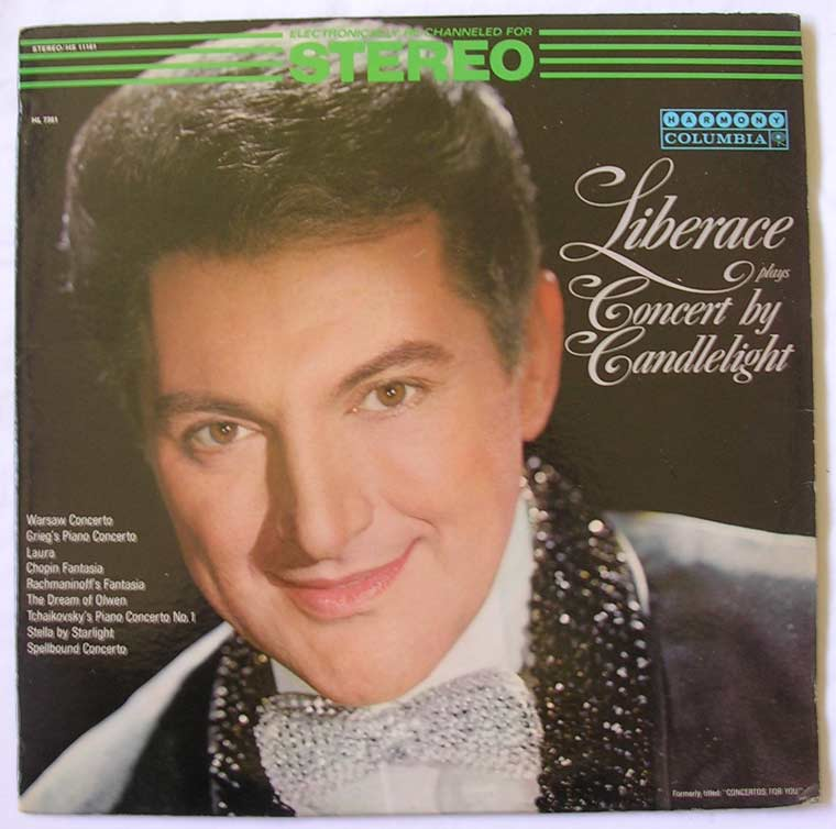 Liberace - Concert By Candlelight