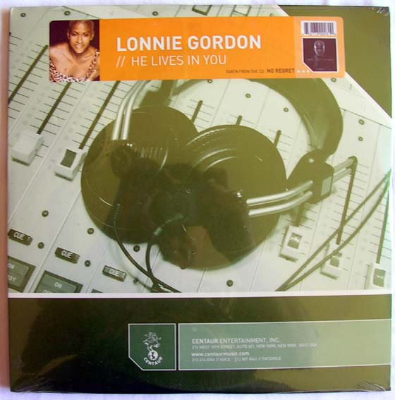 Lonnie Gordon - He Lives in You