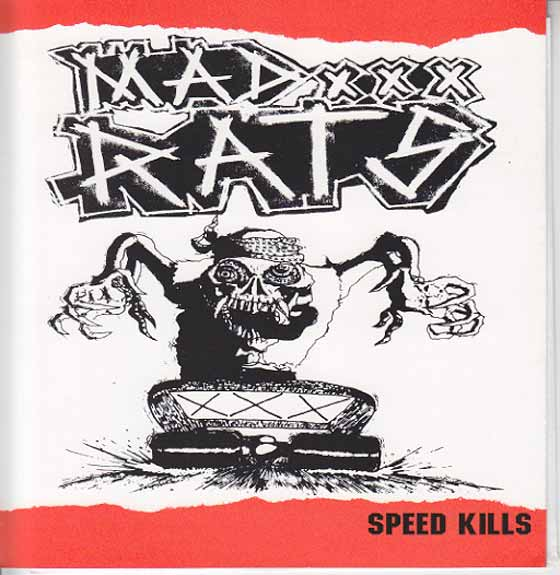 Mad Rats - Speed Kills
