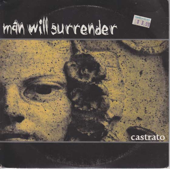 Man Will Surrender - Castrato