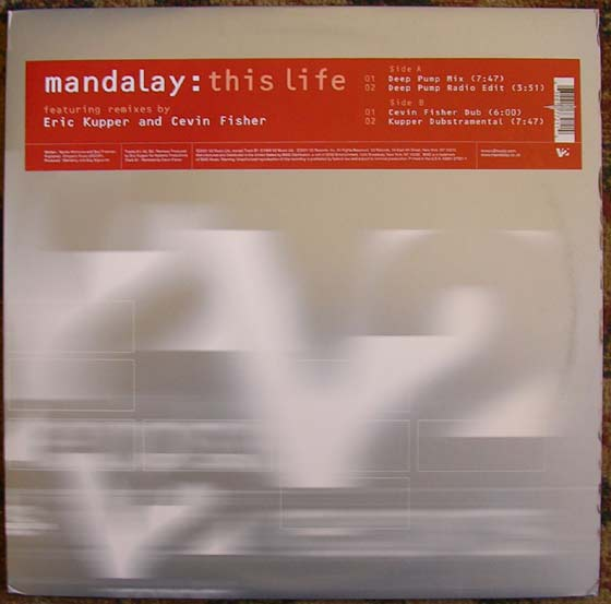 Mandalay - This Life