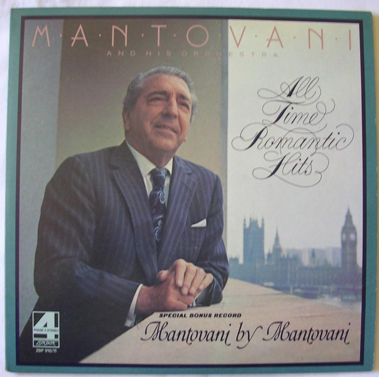 Mantovani - All Time Romantic Hits