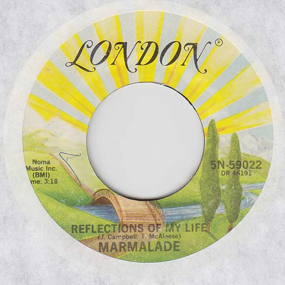 Marmalade - Reflections Of My Life / Rainbow