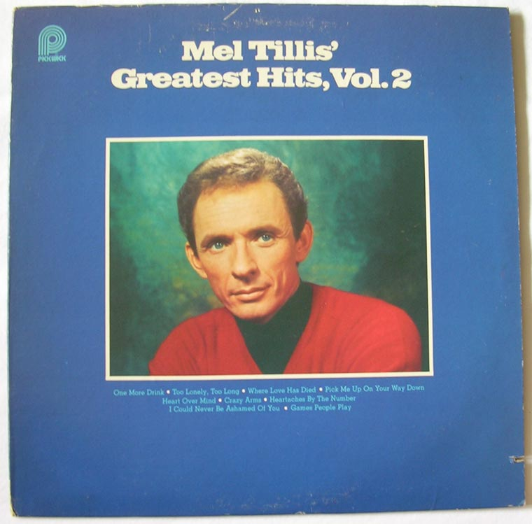 Mel Tillis - Mel Tillis' Greatest Hits, Vol. 2