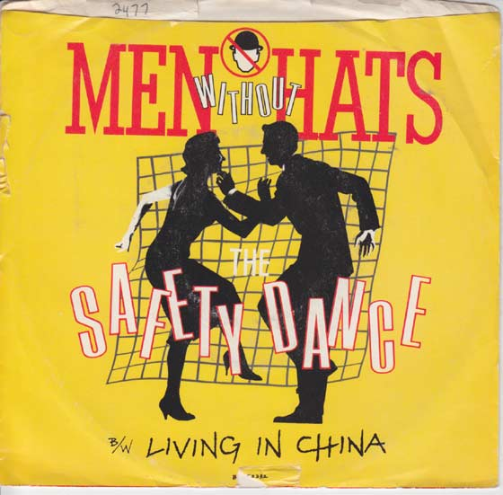 Men Without Hats - Safety Dance