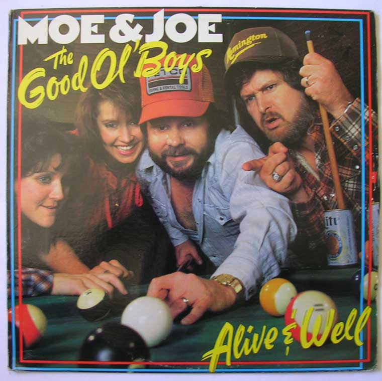 Moe Bandy & Joe Stampley - The Good Old Boys Alive And Well