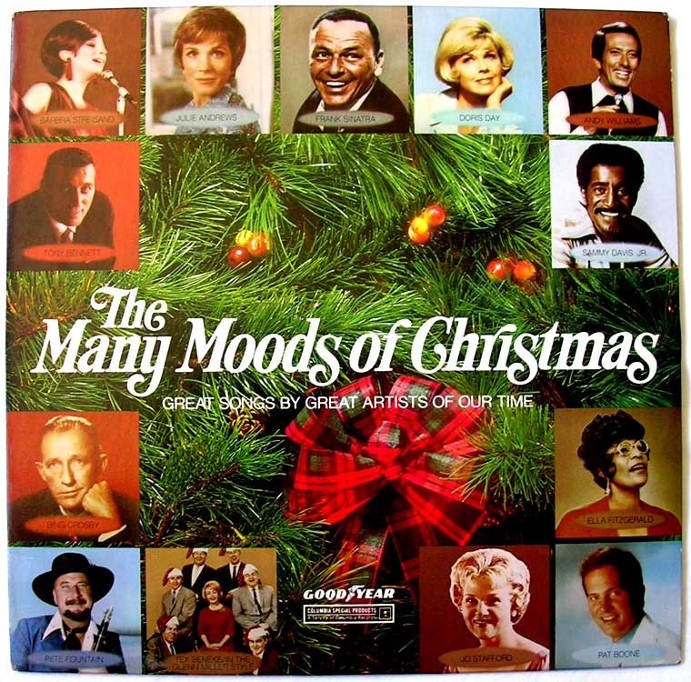 Various - The Many Moods Of Christmas