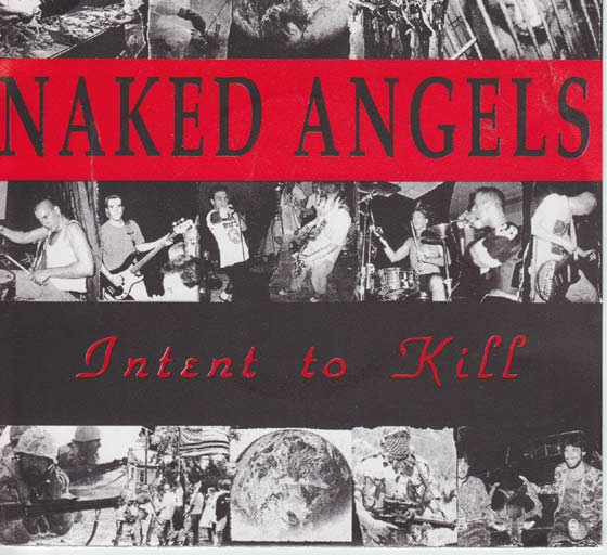 Naked Angels - Intent To Kill
