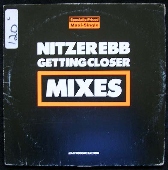 Nitzer Ebb - Getting Closer Mixes