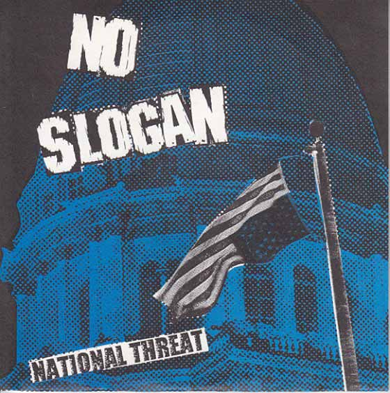 No Slogan - National Threat