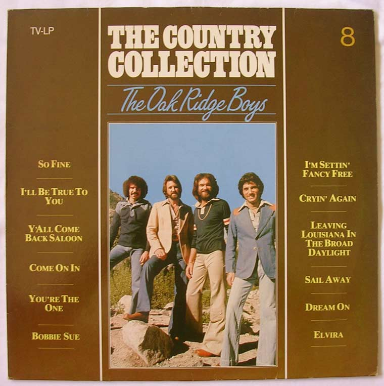 Oak Ridge Boys, The - The Country Collection
