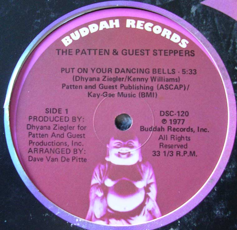 Patten & Guest Steppers - Put On Your Dancing Bells