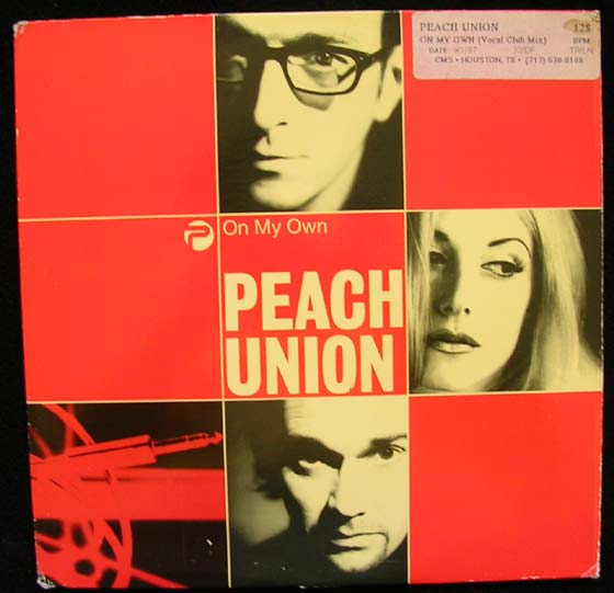 Peach Union - On My Own