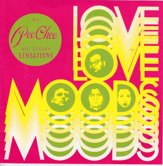 The Peechees - Love Moods