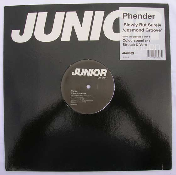 Phender - Slowly But Surely / Jesmond Groove