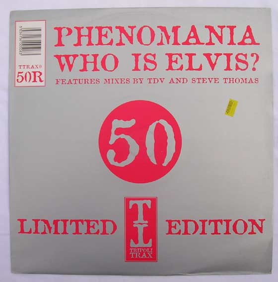 Phenomania - Who Is Elvis? (Part Two)