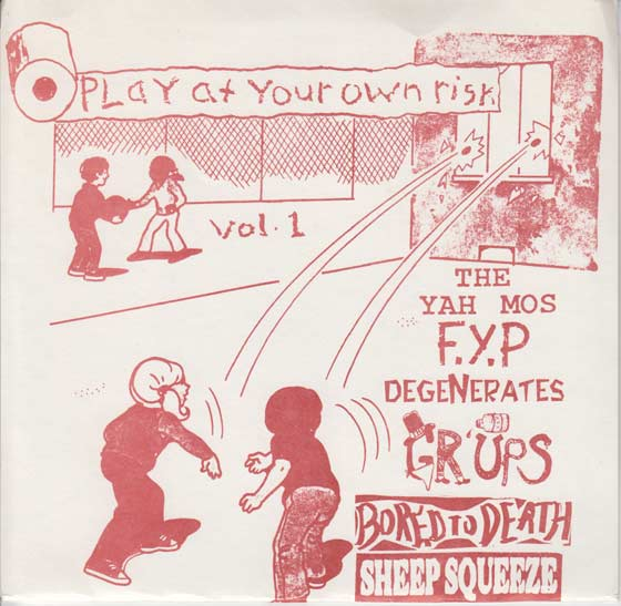 V/A - Play At Your Own Risk Vol. 1