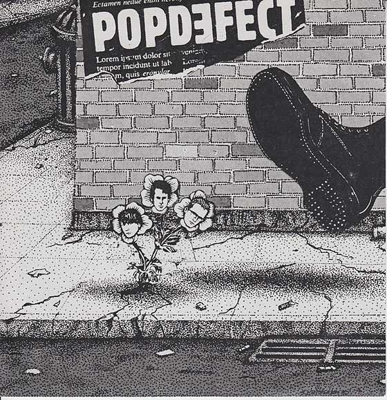 Popdefect - Without / Goddammit