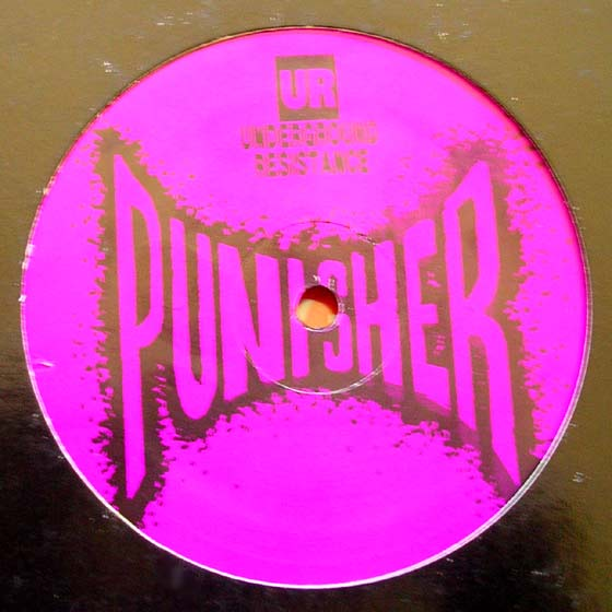 Underground Resistance - Punisher