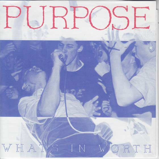 Purpose - What's In Worth
