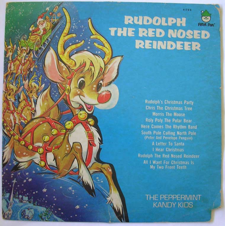 The Peppermint Kandy Kids - Rudolph The Red Nosed Reindeer
