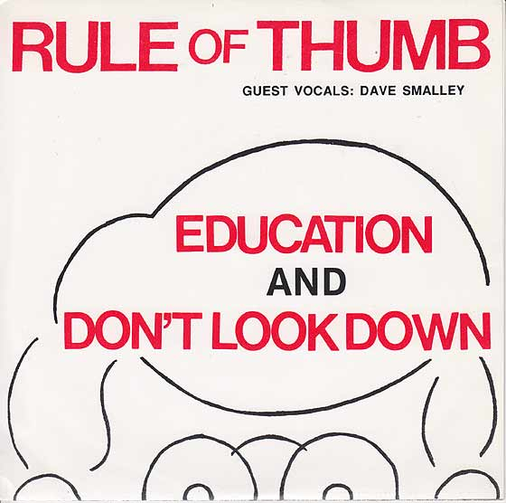 Rule Of Thumb - Education / Don't Look Down