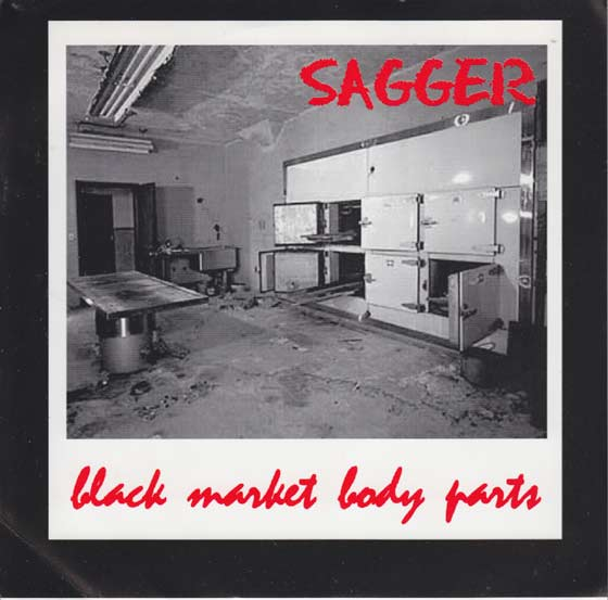 Sagger - Black Market Body Parts