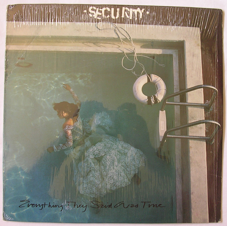 Security - Everything They Said Was True