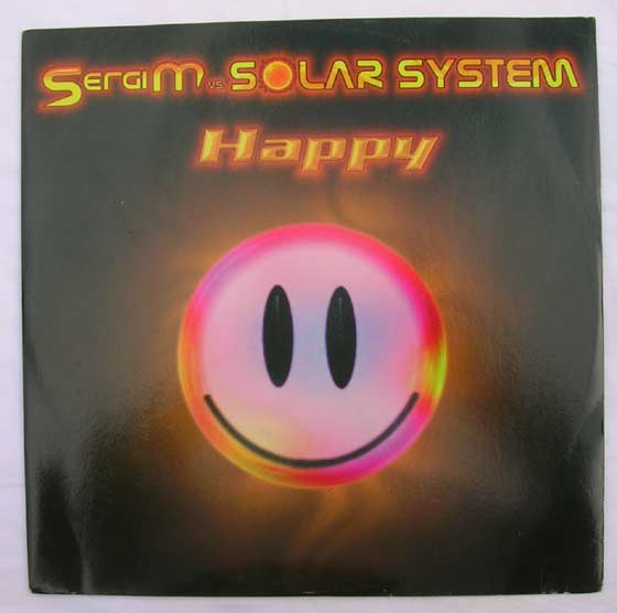 Sergi M vs. Solar System - Happy