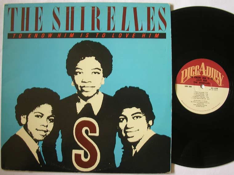 The Shirelles - To Know Him Is To Love Him