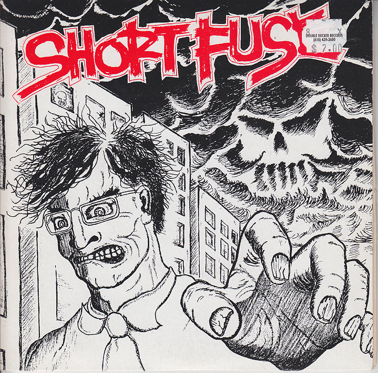Short Fuse - Blow My Fuse EP