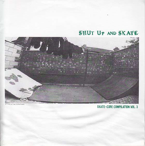 V/A - Shut Up And Skate