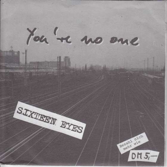 Sixteen Eyes - You're No One