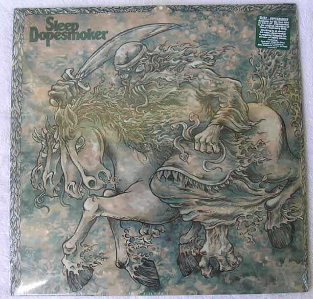 Sleep - Dopesmoker by Tee Pee | Vinyl45LP com
