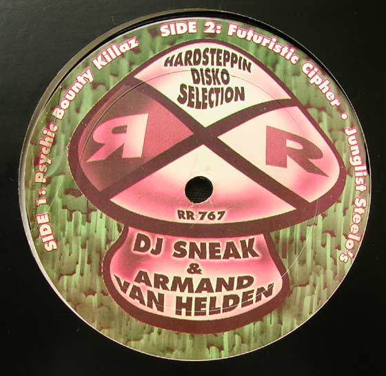 DJ Sneak & Armand Van Helden - Hardsteppin Disko Selection