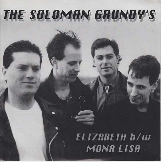 The Soloman Grundy's - Elizabeth