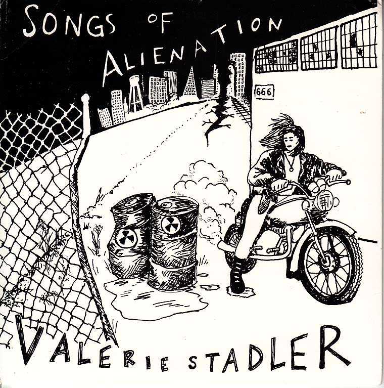 Valerie Stadler - Songs of Alienation