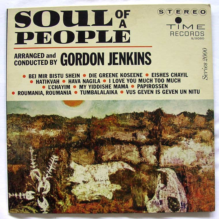 Gordon Jenkins And His Orchestra - Soul Of A People