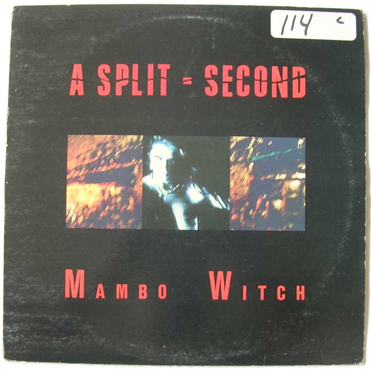 A Split Second - Mambo Witch