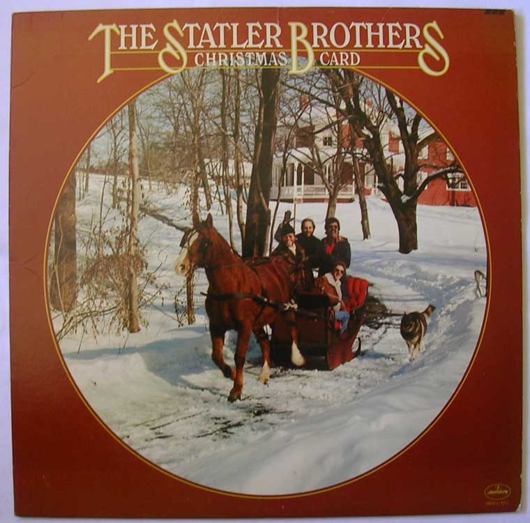The Statler Brothers - The Statler Brothers Christmas Card
