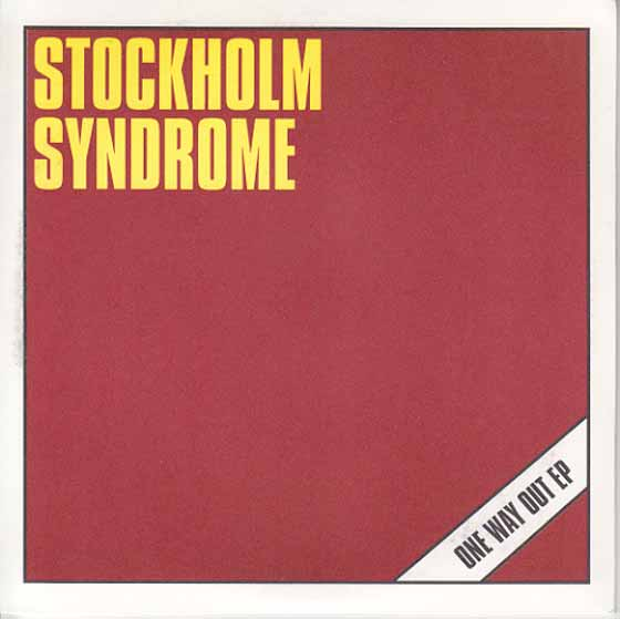 Stockholm Syndrome - One Way Out EP