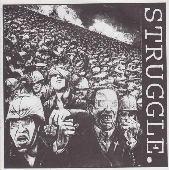 Struggle - Self-Titled