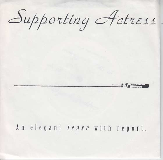 Supporting Actress - An Elegant Tease With Report