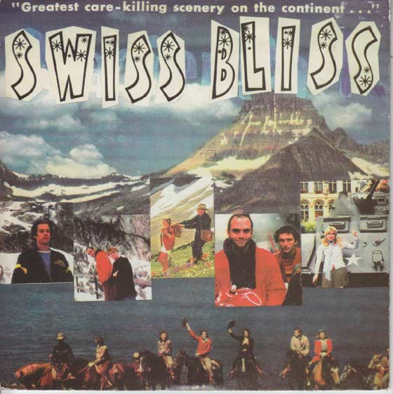 Swiss Bliss - Too Much Juice