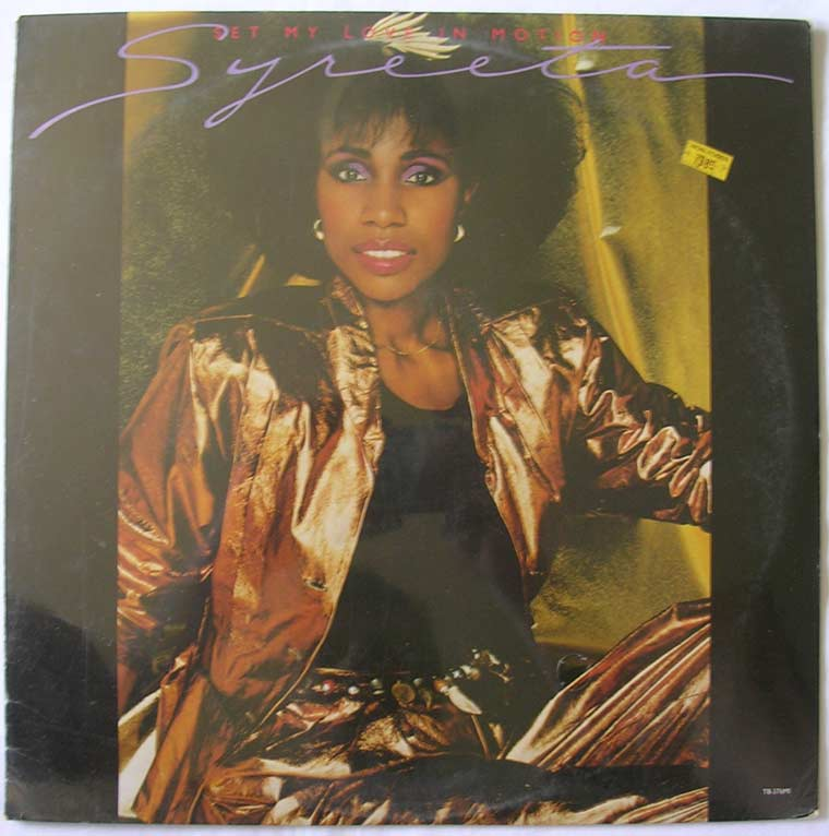 Syreeta - Can't Shake Your Love / Wish Upon A Star