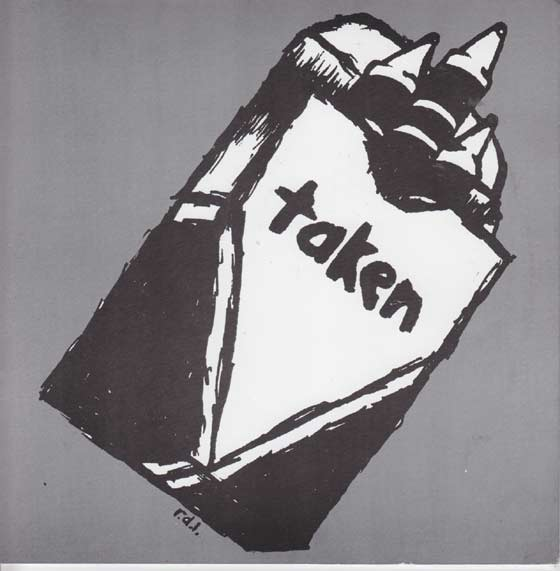 Taken - Haven / Crayons