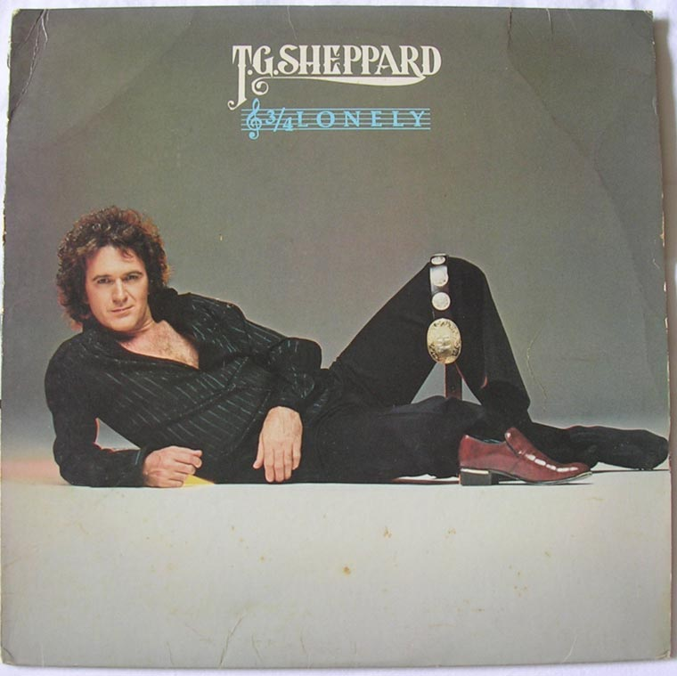 T G Sheppard 3 4 Lonely By Warner Bros Records
