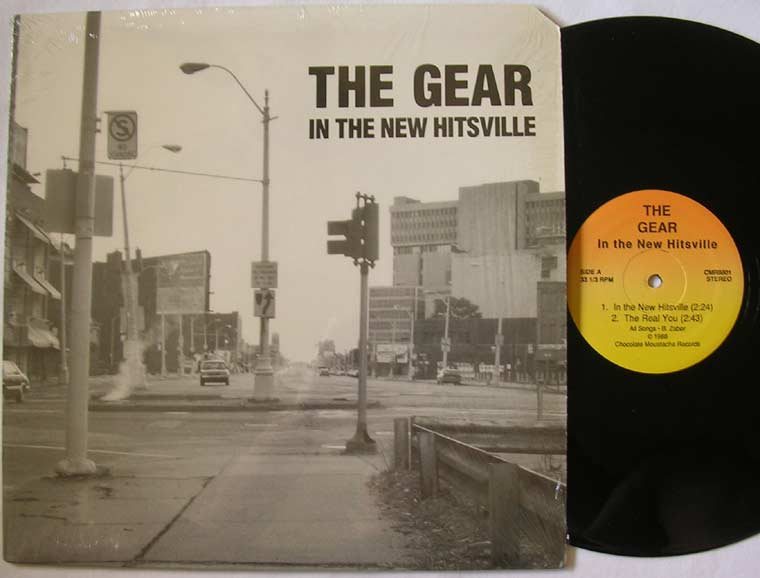 The Gear - In The New Hitsville