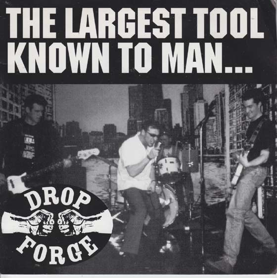 Drop Forge - The Largest Tool Known To Man...